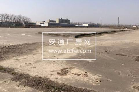 75亩物流集装箱堆场,钢管堆放,停车场出租