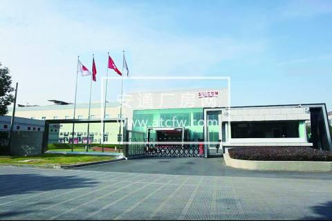 上海松江区 34.83亩 工业用地 出租