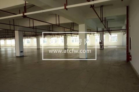 嘉善工业区4层20000方独栋标准厂房出租优惠价出租
