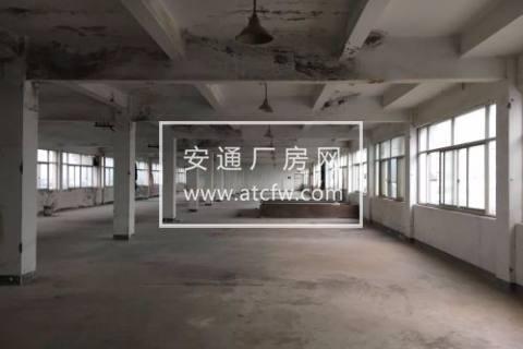 袍江新区5200方独栋厂房出租可进大车