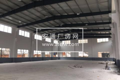 余杭开发区3000-7500方底层厂房出租
