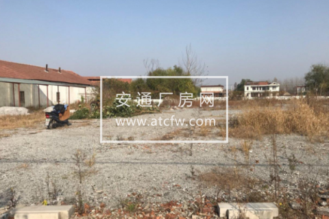 兴仁横港村3338平米材料堆场出租