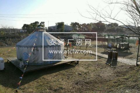 茅山20亩景区生态休闲农庄出租