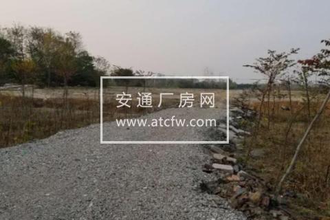 杨庙镇杨庙二砖公交车站33300平米土地出租