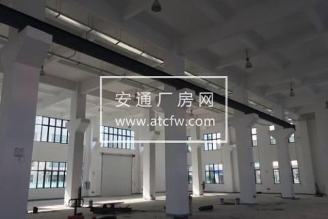 青村6000方新建厂房出租,104板块,可办环评
