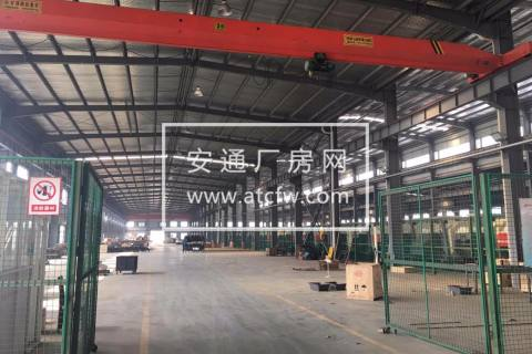 余杭开发区单层12000方大场地厂房仓库出租