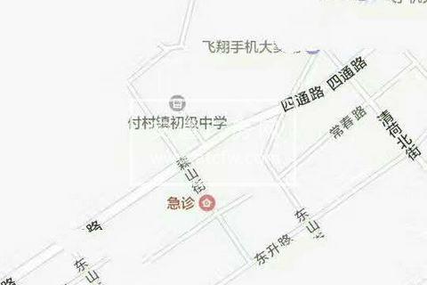 傅村镇后傅新村超市厂房出租