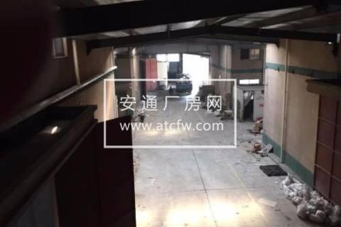 袍江一楼二楼共2100方厂房出租