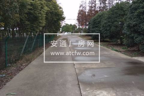 上海崇明区350亩土地出售