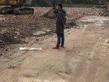 杭州半山45亩空地出租适合车辆停放