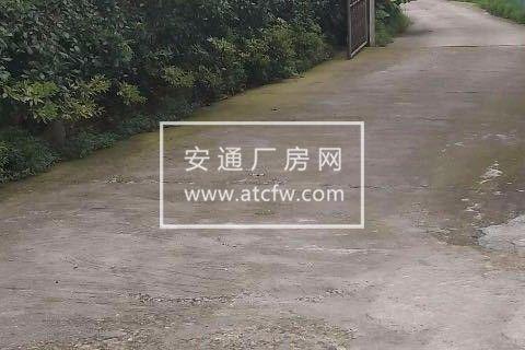 上饶县何村开发区厂房优惠出租或转让-2900平米