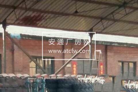 郊区京昆高速入口3公里处2600方厂房出租