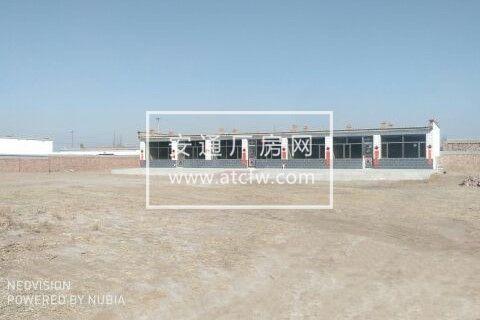 九原区哈林格尔镇官将村3500方土地出租