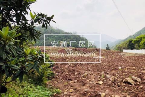 淳安杭新景高速口500亩土地出售