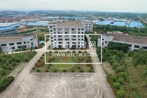 咸宁咸安工业园 框架结构厂房 出租 层高4.5米 带宿舍