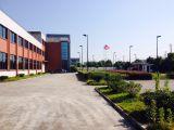 金山枫泾25亩6000平方单层11米机械厂房带办公楼大气总部