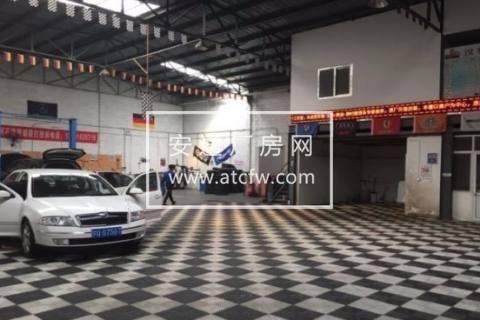 朝阳区金港汽车公园汽车精洗美容店300方厂房出租