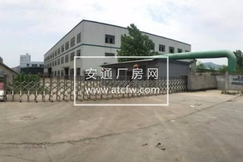 袍江民生药厂边6660方厂房出租