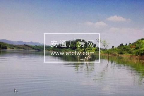 重庆周边长寿湖畔花园40000方土地出售