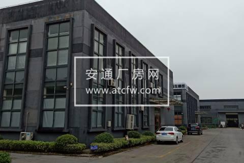 独栋单层厂房 昆山锦溪3200方诚心出租
