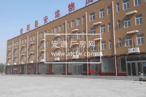 殷都区安姚公路东段路北安运物流园25000方土地出租