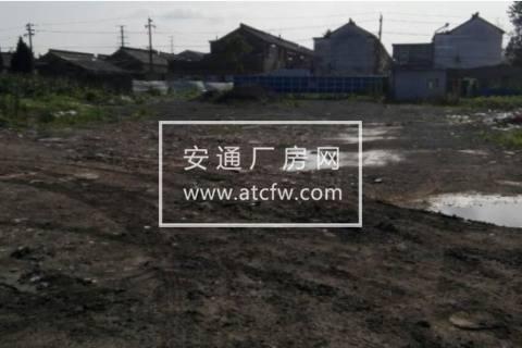 淮安区有轨电车终点站2500方土地出租