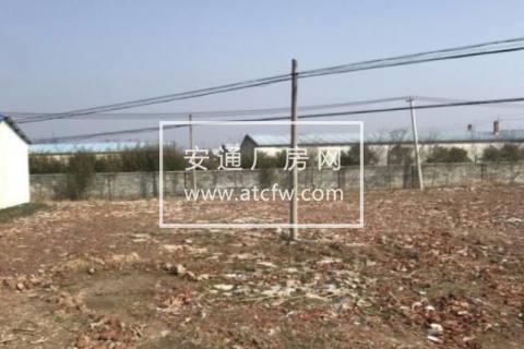 沭城镇区十字街南老205国道旁5000方土地出租