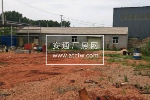 鼓楼区秦洪桥北路西木材市场2400方土地出租
