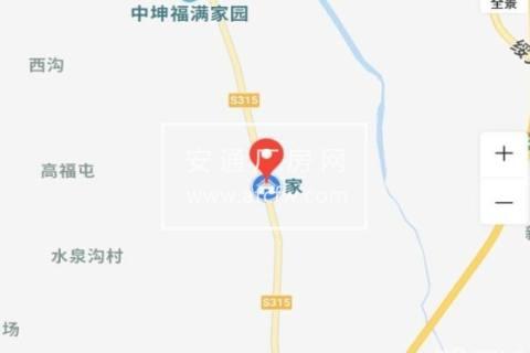 凌源区西五官小学附近1000方土地出租