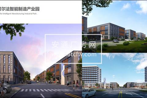 出售杭州周边厂房,近富阳,近滨江,全新厂房,50年产权