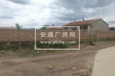 张北县区张北县城东面350方厂房出售