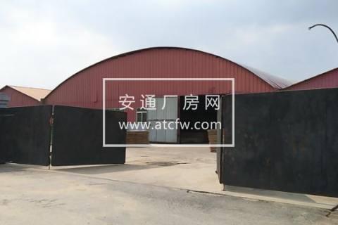 顺城区会元乡马金村粮库附近4600方厂房出售