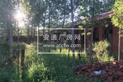 德城区黄河涯焦庄村1300方土地出售