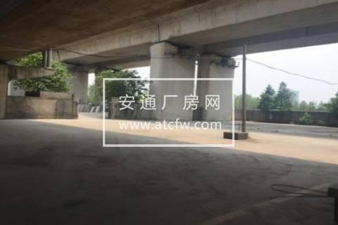 萧山区钱江二桥临江桥下靠萧山4500方土地出租