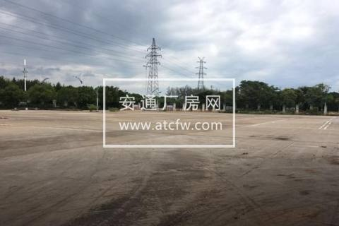 婺城区秋滨工业区15000方土地出租