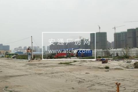 二七区南三环与京广路交叉口6000方土地出租