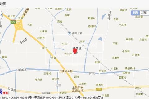 丹阳区丹阳北站70000方厂房出租