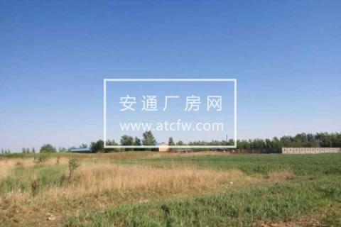 阳谷区郭屯镇邵楼村36000方土地出租