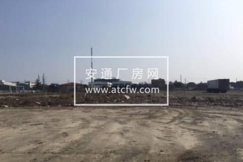 昆山蓬朗镇区东城大道与洪湖路交叉口2000方土地出租