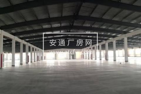 嘉善商城附近单层钢结构仓库3500平方出租
