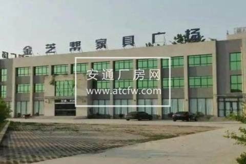 谯城区307国道中胜检测站旁边2000方厂房出售