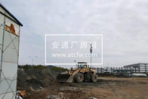 高新区磨家镇工业园12000方土地出租