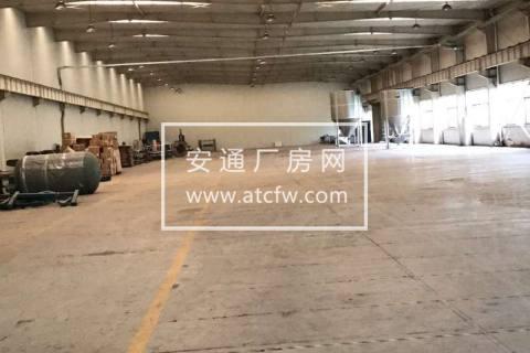 出租松江2500方可油漆木制品单层厂房 有环评有油漆房