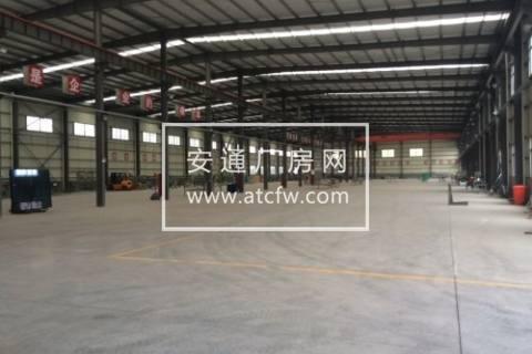 浦阳工业园区3000方厂房带行车可环评可分租
