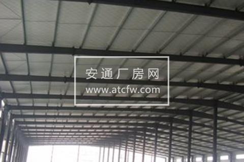 淮南凤台 1600㎡ 钢结构厂房 出租 独门独院 带宿舍