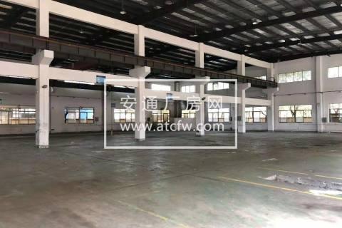 昆山正仪火车头式好厂房3300方/2300方对外诚租
