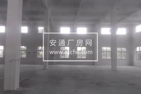 吴江菀坪整幢 2400方3层厂房,带办公室 价低