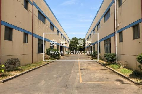 园区唯亭镇东5600方独门独院两栋厂房