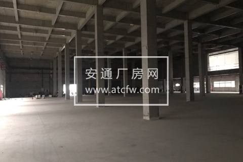 萧山区独栋3层30000方厂房丙类消防出租