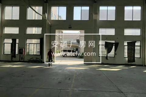 出租袍江底层3000方厂房招租